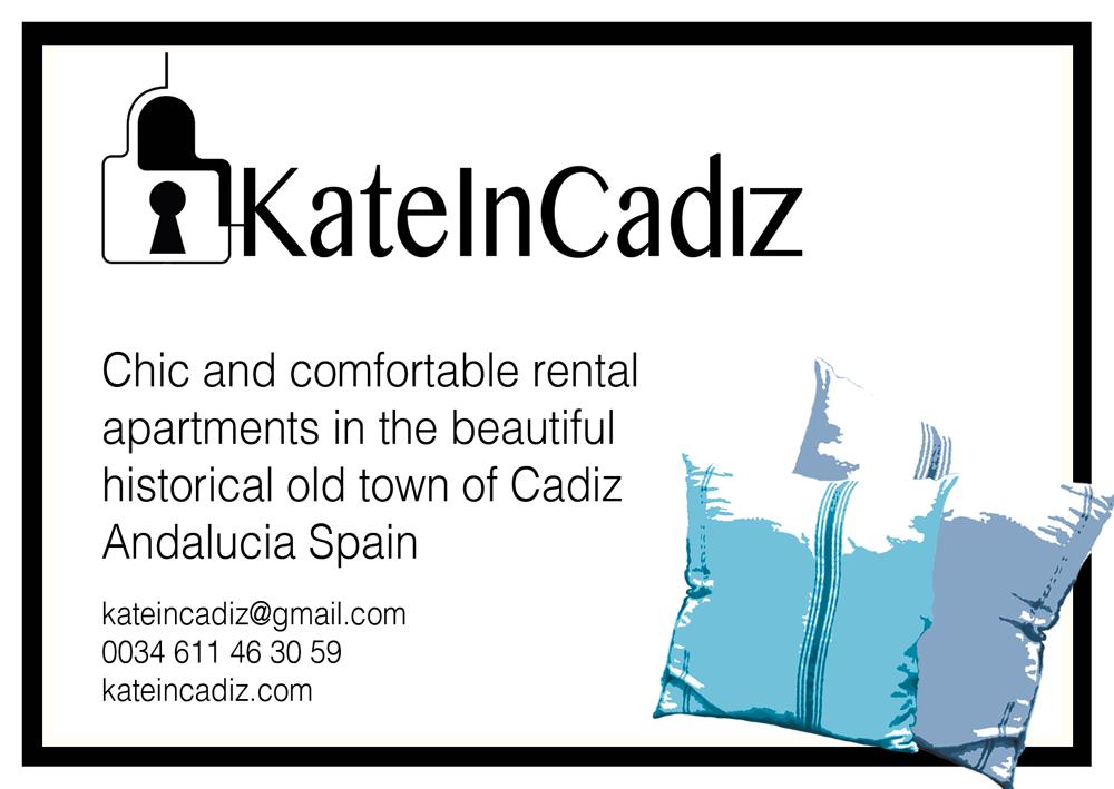 Kate In Cadiz