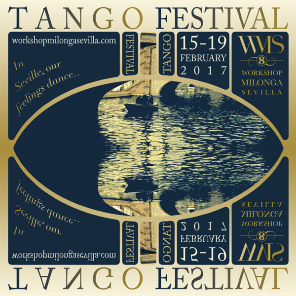Gneracion Tango Festival Flyer
