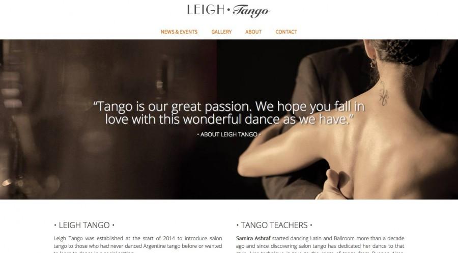 Leigh Tango