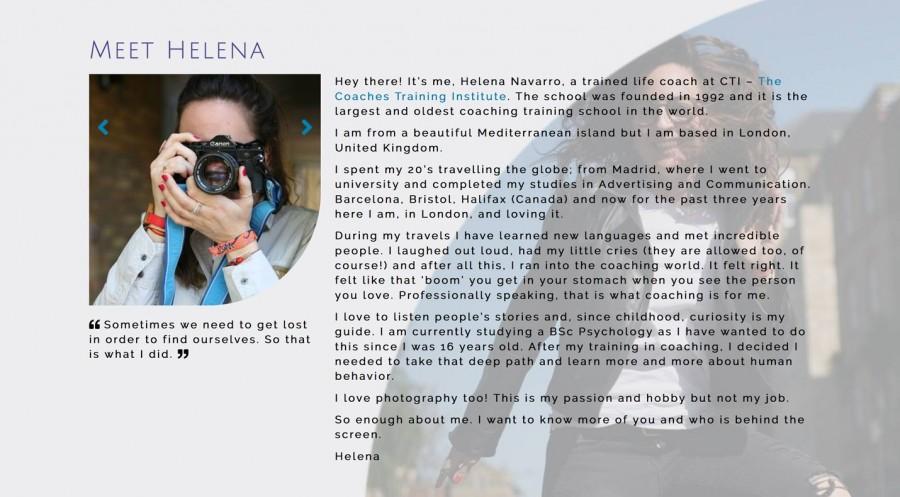 It's Helena Coach