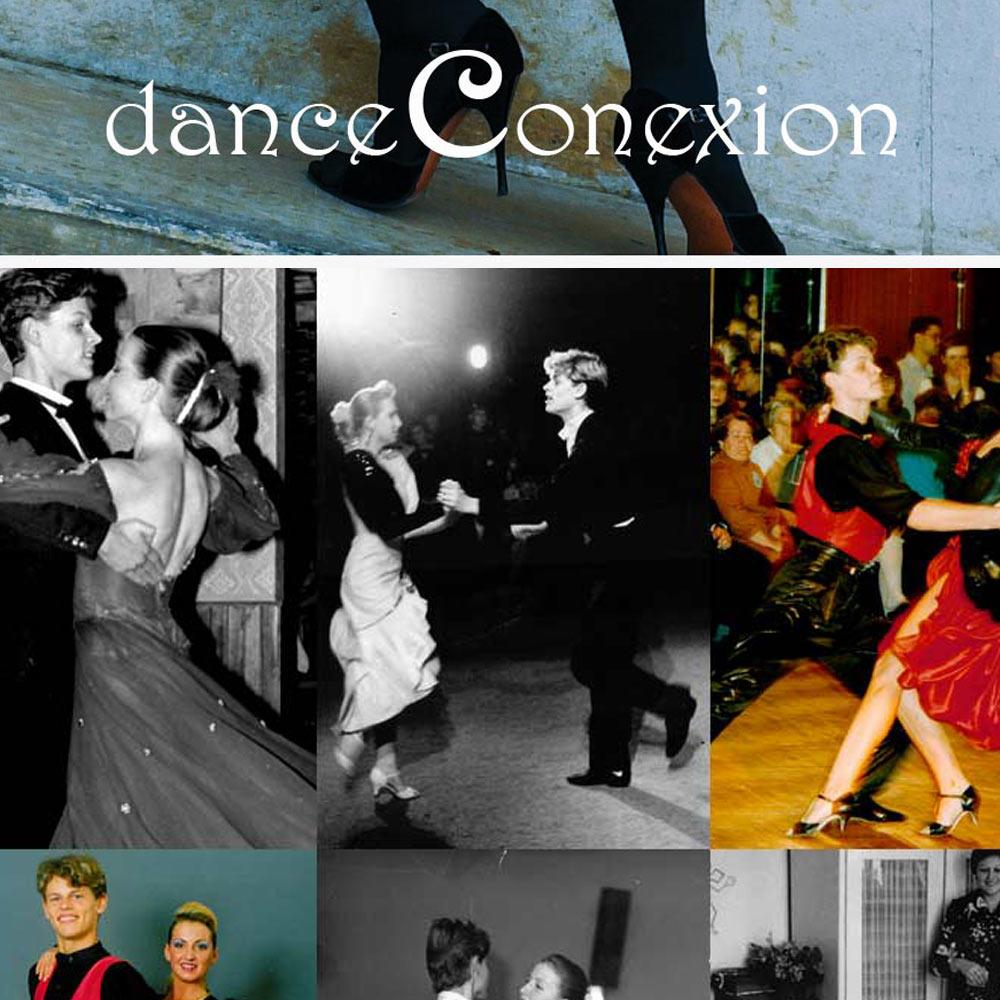 Website design project for danceconnexion.com