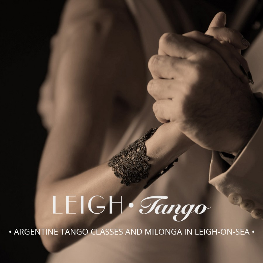 Website Design Project for Leigh Tango