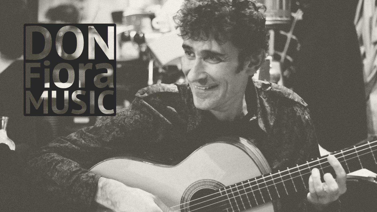 Logo for Don Fiora Music